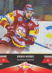 13316a2dd Hudec Denis 17-18 Tipsport Liga #122 | Nabídka hokejových karet
